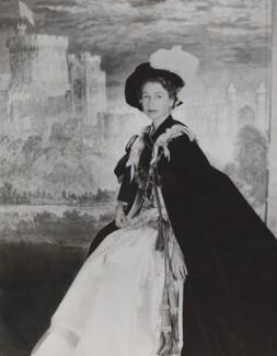 Queen Elizabeth II, by Cecil Beaton - NPG x26017