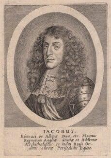 King James II, after Sir Peter Lely, 1650s? - NPG D18565 - © National Portrait Gallery, London