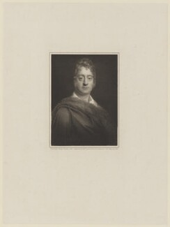 George Watson Taylor, by Edward Scriven, after  George Sanders (Saunders) - NPG D16023