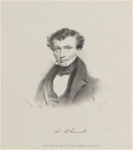 William Whewell, by William Drummond, published by  Thomas McLean, after  Eden Upton Eddis - NPG D16029