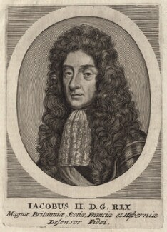 King James II, after Unknown artist - NPG D18582