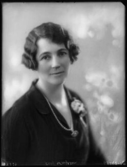 Gwendolin Cotterill (née Neame), Lady Wrightson, by Bassano Ltd - NPG x123778