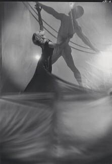 Tamara Geva and an unknown man, by Cecil Beaton - NPG x126299