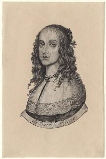 Anne Hyde, Duchess of York, after Unknown artist, 1660s - NPG D18591 - © National Portrait Gallery, London