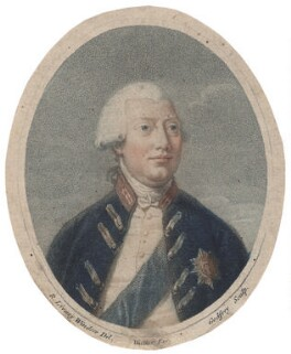 King George III, by Richard Godfrey, after  Richard Livesay, after  Thomas Gainsborough - NPG D18600