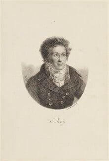 Victor Joseph Etienne de Jouy, by Langlume - NPG D16066