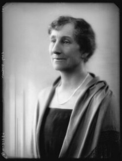 Lilian Isabel (née Ronaldson), Lady Goodwin, by Bassano Ltd - NPG x123818