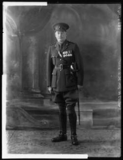 Henry Astell Law, 7th Baron Ellenborough, by Bassano Ltd - NPG x123826