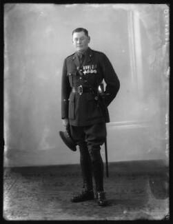 Henry Astell Law, 7th Baron Ellenborough, by Bassano Ltd - NPG x123827