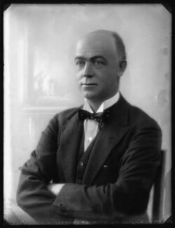 Sir (Clement) Edmund Royds Brocklebank, by Bassano Ltd - NPG x123828