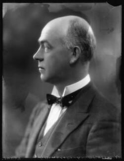 Sir (Clement) Edmund Royds Brocklebank, by Bassano Ltd - NPG x123829