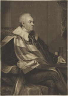Archibald Hamilton, 9th Duke of Hamilton, by George Clint, published by and after  James Lonsdale - NPG D16085