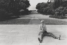 Jacques-Henri Lartigue, by John Swannell - NPG x87602