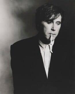 Bryan Ferry, by John Swannell, 1985 - NPG x87595 - © John Swannell / Camera Press