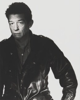 Sir John Hurt, by John Swannell, 1990 - NPG x87598 - © John Swannell / Camera Press