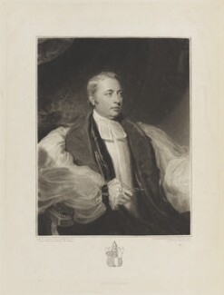 John Jebb, by Thomas Goff Lupton, after  Sir Thomas Lawrence - NPG D16120