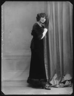 Julia James, by Bassano Ltd - NPG x101954