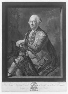 Sir Robert Murray Keith, by Johann Jacobé, after  Anton Graff - NPG D16181