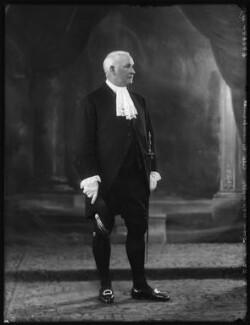 John Aspinall, by Bassano Ltd, 11 May 1927 - NPG x123893 - © National Portrait Gallery, London