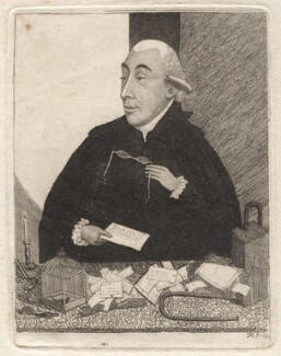 Joseph Black, by John Kay - NPG D18644