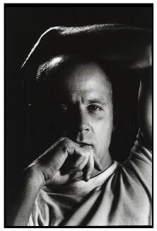 Michael Cashman, by Mohamed Ansar - NPG x35107