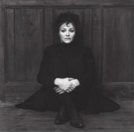 Frances Barber, by David Ash - NPG x87074