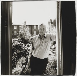 Sir David Attenborough, by Julian Anderson - NPG x87804