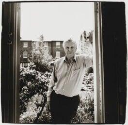 Sir David Attenborough, by Julian Anderson, 1995 - NPG x87804 - © Julian Anderson