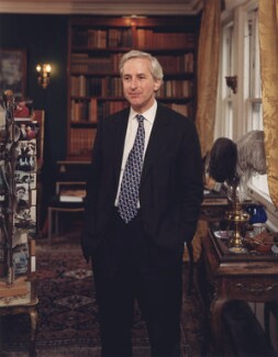 Hugo Ralph Vickers, by Tom Miller, 8 December 2000 - NPG x126321 - © Tom Miller