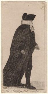 William Robertson, by John Kay - NPG D18657