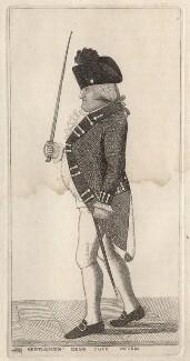 Gerritt Fisher, by John Kay - NPG D18659