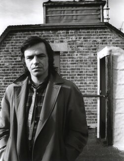 Neil Jordan, by Callum Bibby - NPG x25249