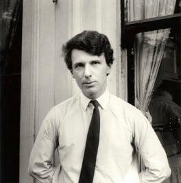 Brian Sewell, by John Vere Brown - NPG x68284