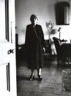 Dame Ivy Compton-Burnett, by John Vere Brown - NPG x36233