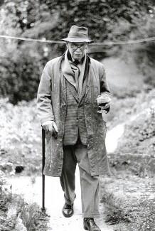 Allan Gwynne-Jones, by John Vere Brown - NPG x68293