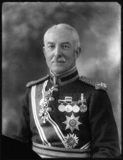 Sir George Kynaston Cockerill, by Bassano Ltd - NPG x123980