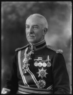 Sir George Kynaston Cockerill, by Bassano Ltd - NPG x123981