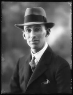Roderick George Fenwick-Palmer, by Bassano Ltd - NPG x123986