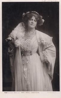 Marie Studholme (Marion Lupton), by Foulsham & Banfield - NPG x126331