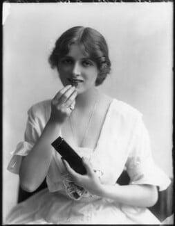 Dame Gladys Cooper, by Bassano Ltd - NPG x102095