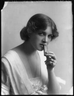 Dame Gladys Cooper, by Bassano Ltd - NPG x102092
