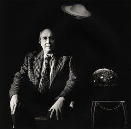 J.G. Ballard, by Chris Clunn - NPG x76648
