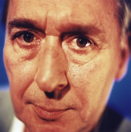 J.G. Ballard, by Chris Clunn - NPG x76649
