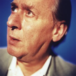 J.G. Ballard, by Chris Clunn - NPG x76650