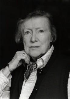 Sybille Bedford, by Lucinda Douglas-Menzies - NPG x46471
