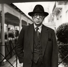 Sir Isaiah Berlin, by Lucinda Douglas-Menzies - NPG x31843