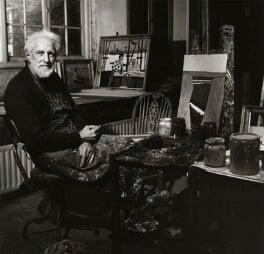 Julian Otto Trevelyan, by Lucinda Douglas-Menzies - NPG x31842