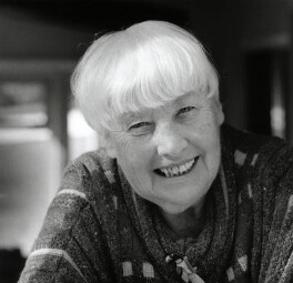 Frances Tustin, by Lucinda Douglas-Menzies - NPG x46476