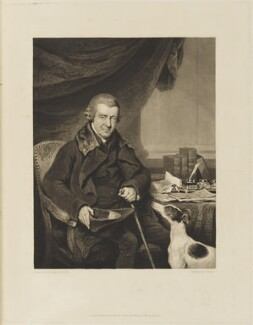 Sir James Mansfield, by and published by Charles Turner, after  Henry Edridge - NPG D18706