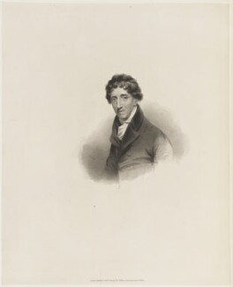 Thomas Coutts, by Robert William Sievier, published by  William Johnstone White, after  Alexander Chisholm, after  Sir William Beechey - NPG D18707